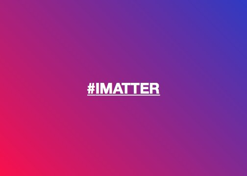 When employers, marketers, product providers, the healthcare system, &amp; others no longer recognize your worth to society, due to your #AGE, it&#39;s time for change. Let&#39;s start a movement here &amp; now. Retweet &amp; share the #IMATTER message. After all, we are talking you #aging #Ageism<br>http://pic.twitter.com/GPF3wTlrHw