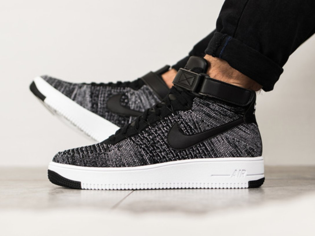 nike air force 1 mid oreo