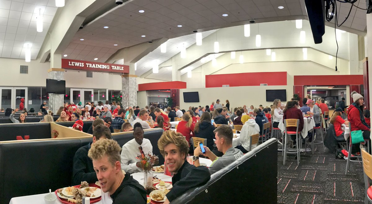 Nebraska Soccer On Twitter Thanks HuskerNutrition And The - Training table restaurant