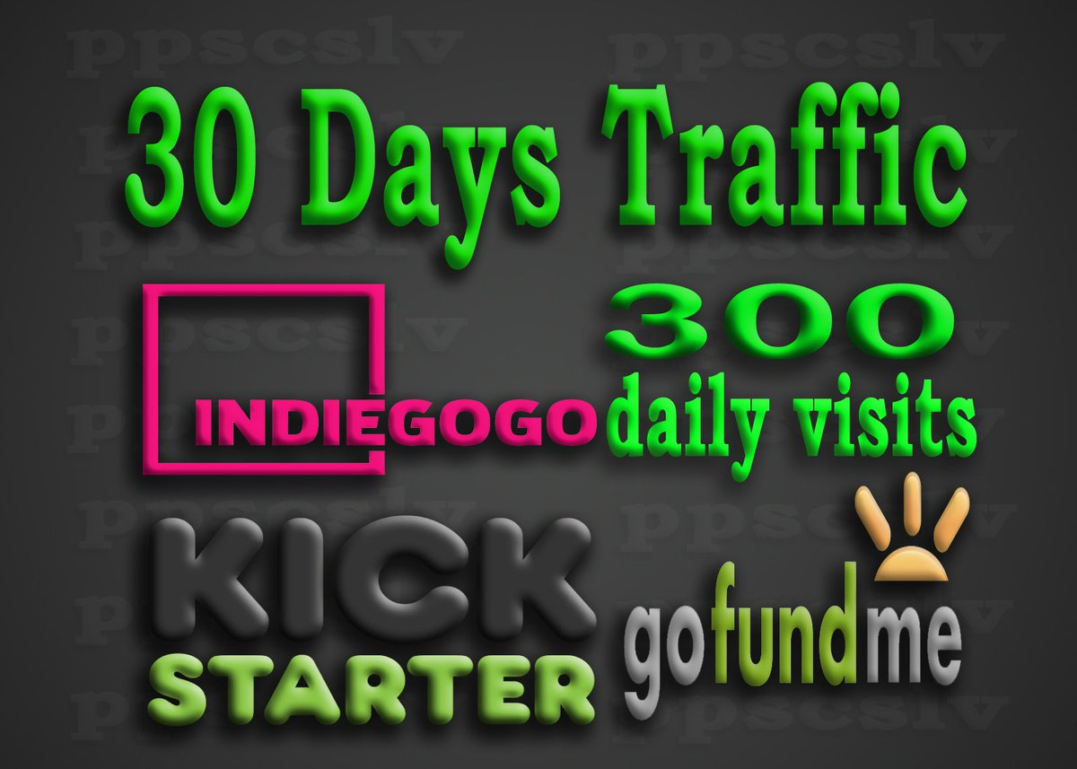 Cheap Crowdfunding Campaign Promotion  https://www. fiverr.com/whitehatseo10/ send-targeted-traffic-to-your-indiegogo-campaigns &nbsp; …  #Crowdfunding #Promotion #Fiverr <br>http://pic.twitter.com/IMr70r1e6H