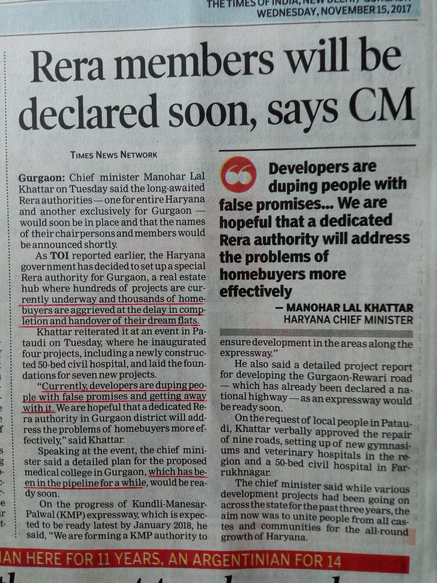 #AbwFraud Its #NETAS &gt; #builders #bubus who r #duping #homebuyers By #excluding 90%fm #RERA act #Pipeline #extention<br>http://pic.twitter.com/eTlEpLFlSp
