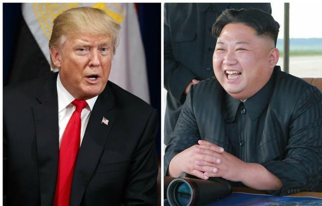 Corée du Nord: Trump dénonce la «dictature perverse» de Kim Jong-un https://t.co/P69YZk08VG