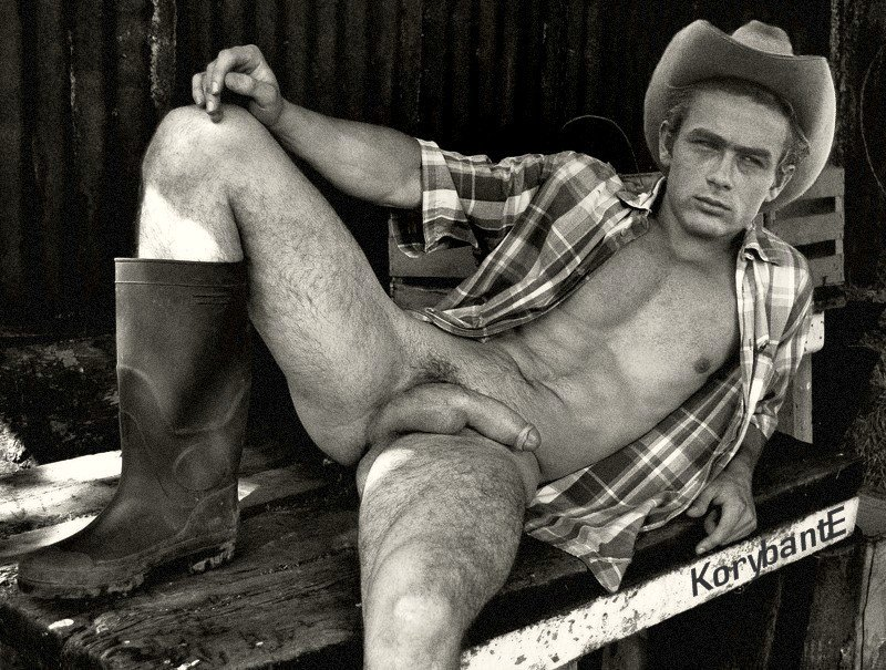 James Dean Nude Pictures