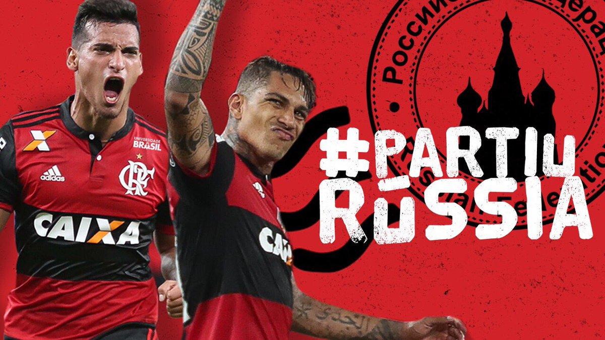 Peru na Copa! Parabéns, Guerrero e Trauco por fazerem parte de um feito histórico para o país! #PartiuRússia