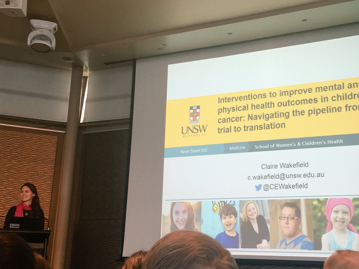 Prof @CEwakefield on #implementation in #child #AYA #youthcancer: #RecaptureLife pipeline not straight &amp; smooth! @POCOG1 @UNSWObGyn_Paeds<br>http://pic.twitter.com/oUEnbnEYGU