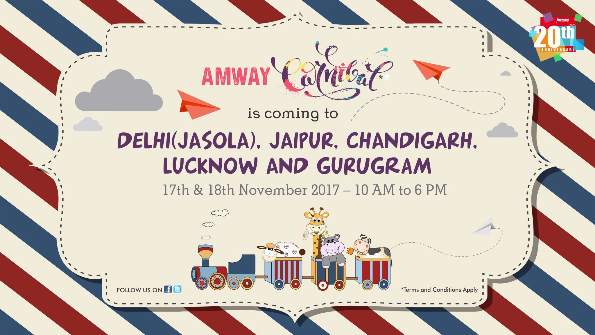 Amway india on twitter two days 9 cities one amwaycarnival amway india on twitter two days 9 cities one amwaycarnival httpstjqpbuoeqir stopboris Choice Image