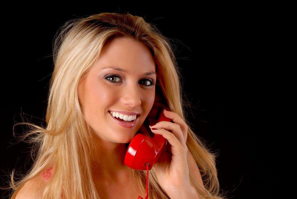 черные парни вызывали по телефону девушку - 3