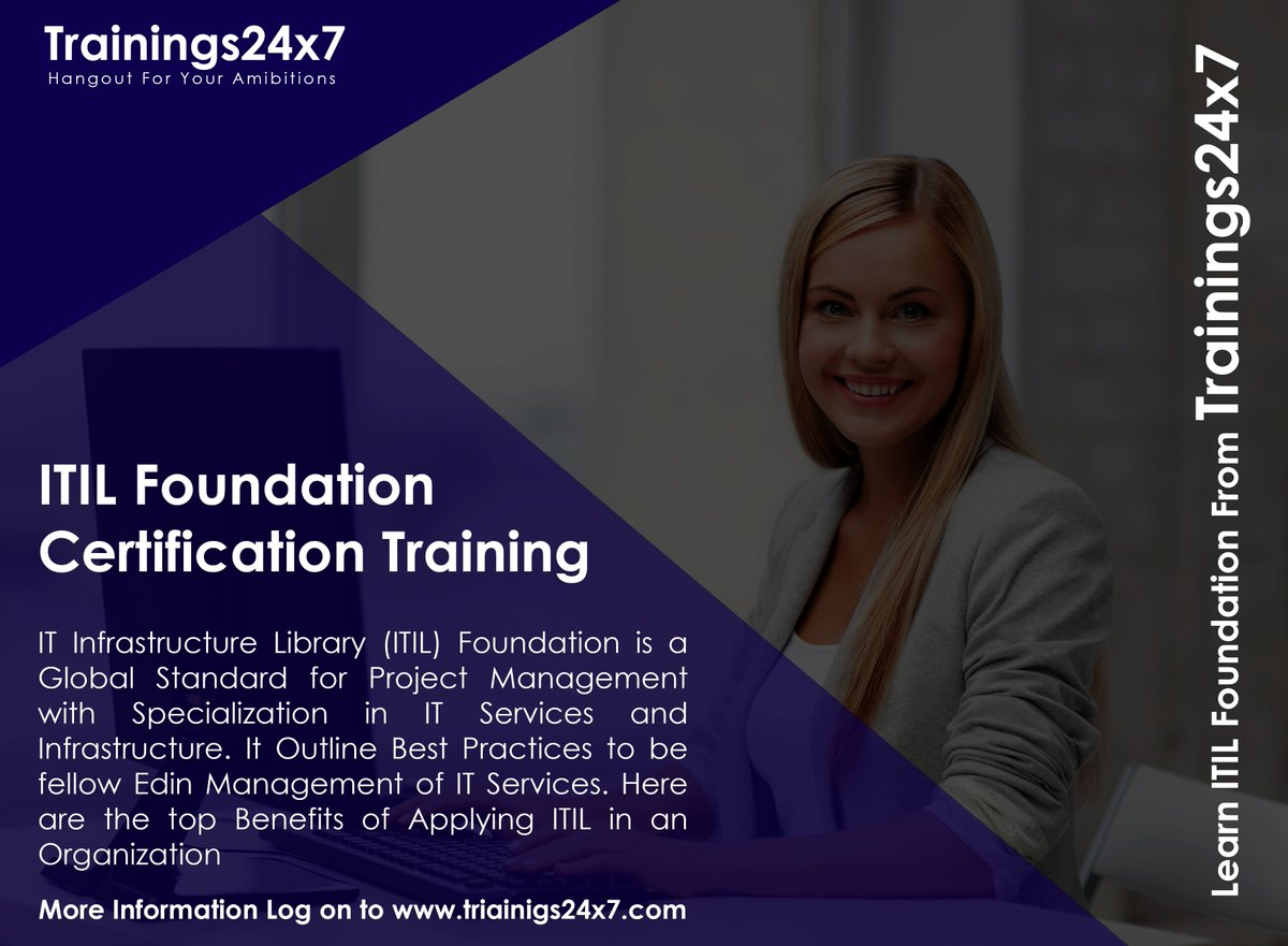 Trainings24x7 on twitter itil certification training join our trainings24x7 on twitter itil certification training join our upcoming batch on 18th november17 mode classroom training contact 9871115065 xflitez Image collections