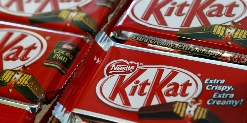 RT @TheDrum: Why @saatchilondon's Mia Silverman collects KitKat wrappers https://t.co/mWGv2c2auu https://t.co/gLIFr0Pbst