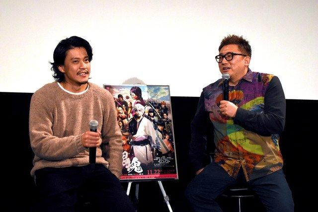 「銀魂」続編製作を発表、2018年夏休み公開 #映画銀魂 #小栗旬 https://t.co/W0J9HMofA3