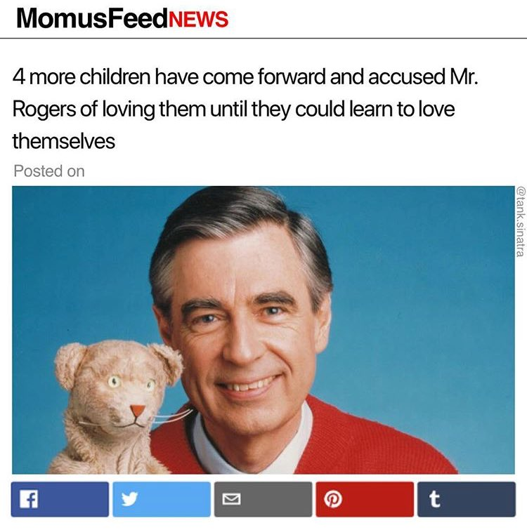 You're God damn right. #Fred #Rogers<br>http://pic.twitter.com/DL2GBWh2q4