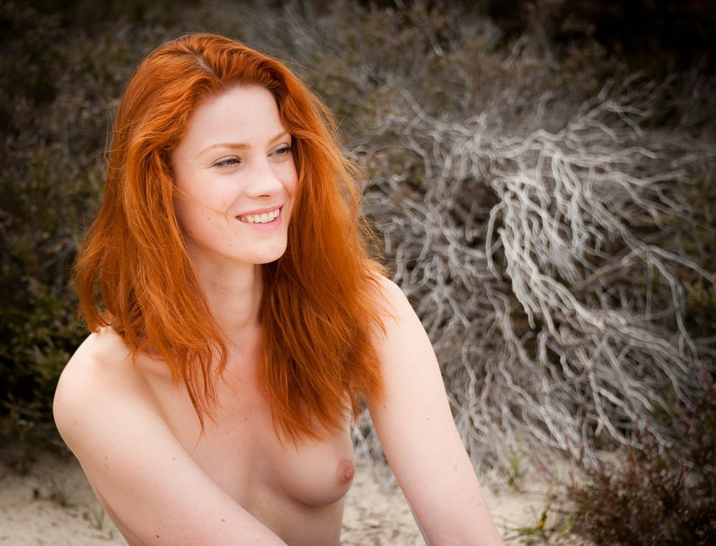 Redheads Hot Hairy Red Bush