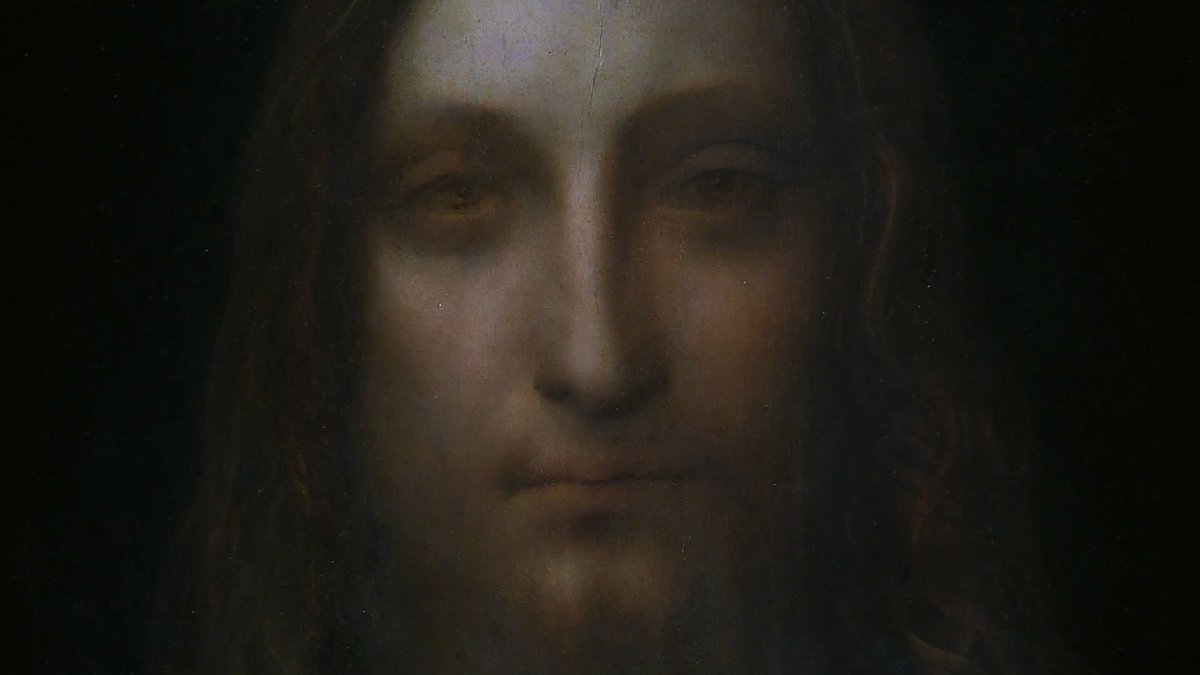 RT @CGTNOfficial: #DaVinci Christ painting sells for record $450 mln https://t.co/Gq95SLUt0Q