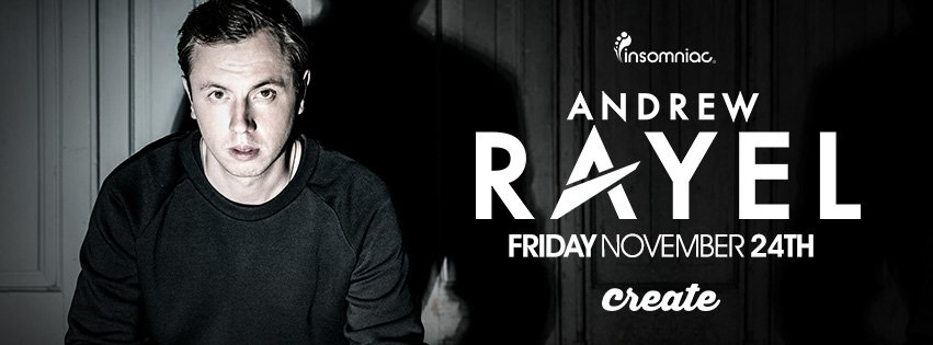 Just Announced! @andrew_rayel Nov. 24th!  Tix & Info at: https://t.co/iDQHV9iopv https://t.co/zRiWr2xyqp