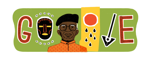 """Happy posthumous birthday to Prof  \""""Chinua Achebe\"""", one of Africa\s finest authors"""
