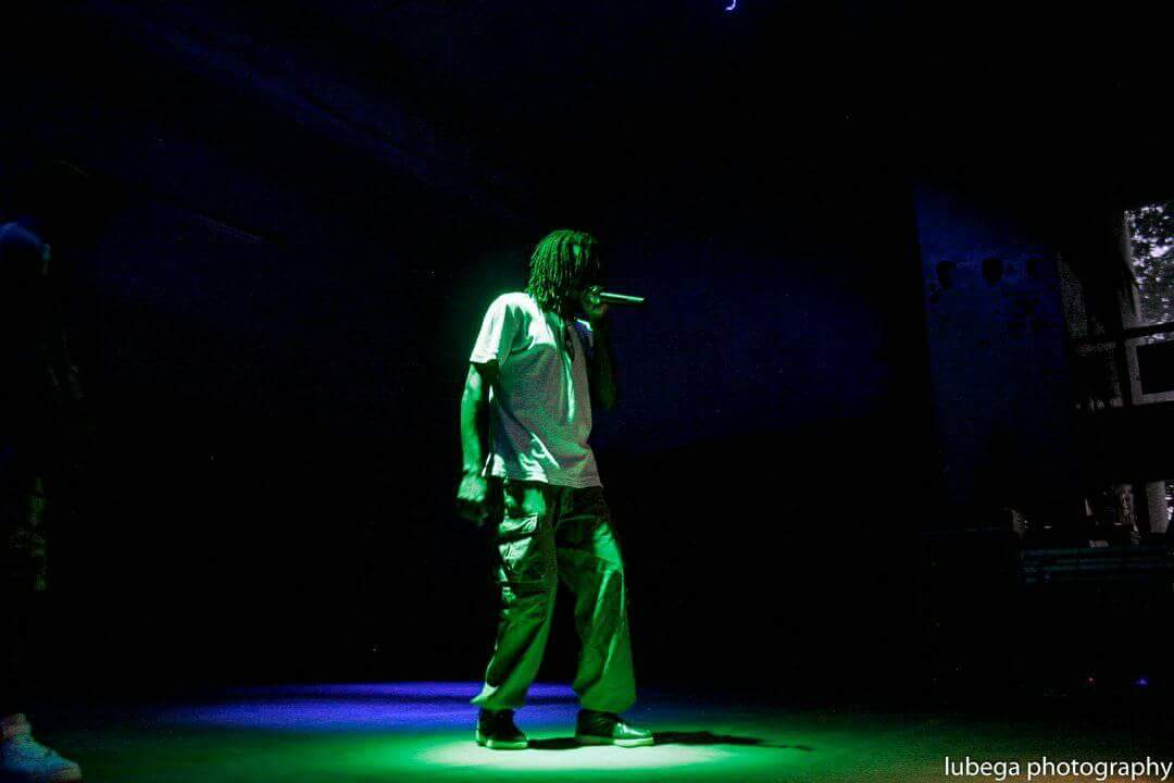 Dropping out #Beatboxing showcase to my beautiful people @kyambogo University Ugandan . <br>http://pic.twitter.com/yzLW8eMowl