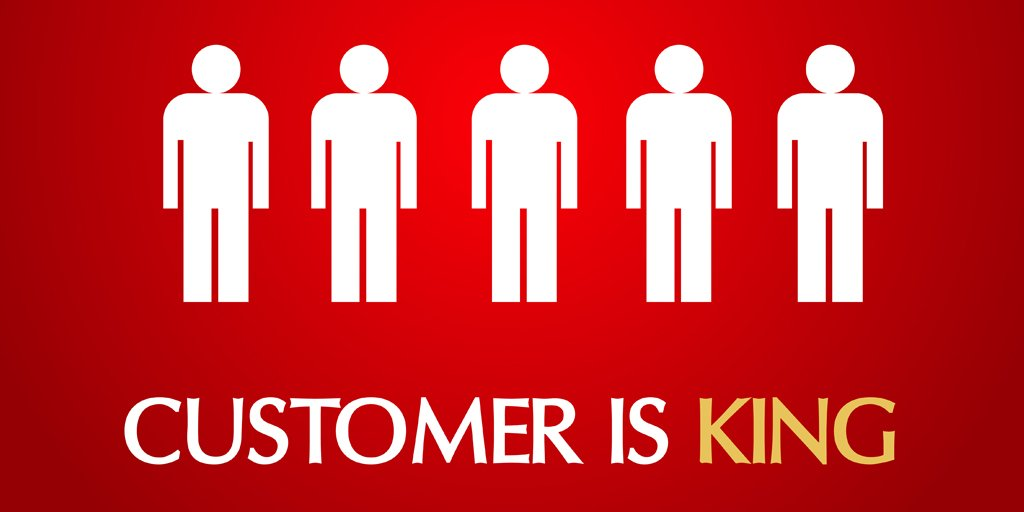 dissertation abstracts online Examples List on new topic customer is the king concept