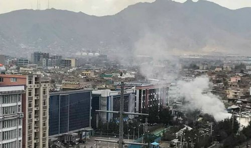 Explosion Rocks Restaurant In Kabul City