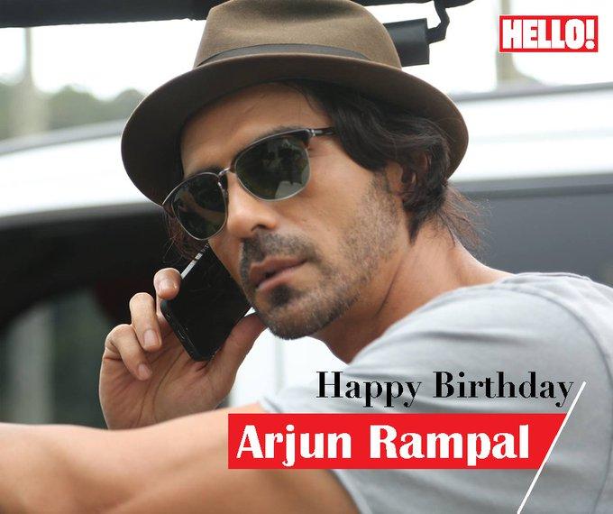 HELLO! wishes Arjun Rampal a very Happy Birthday