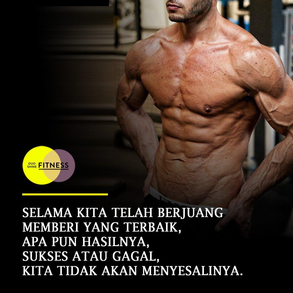 Kata Motivasi Fitness Bahasa Indonesia Cikimm Com