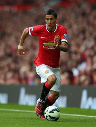 If only had he stayed #ManchesterUnited  would be a scary to come up against #DiMaria <br>http://pic.twitter.com/HLOSzlPlYw