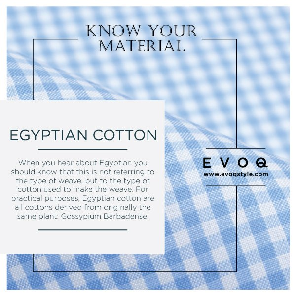 As they say, learn something new everyday! :) Shop at  http:// bit.ly/EvoqStyle  &nbsp;   #EvoqStyle #MensDay19Nov #EgypitianCotton #GizaCotton #MensWear #MensFashion #MensStyle <br>http://pic.twitter.com/scd1L6cshW