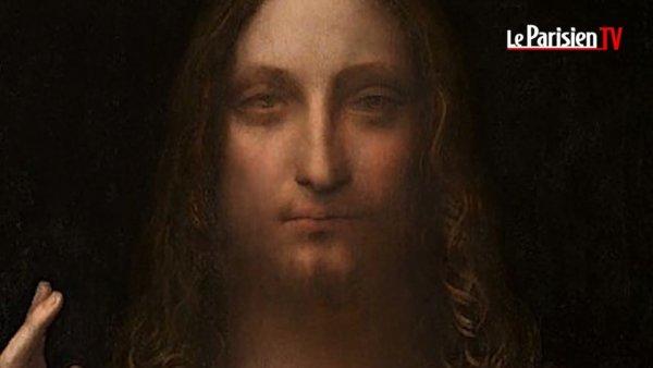 Un tableau de Vinci devient la toile la plus chère au monde https://t.co/DFRqqc2NED #NewYork #Record