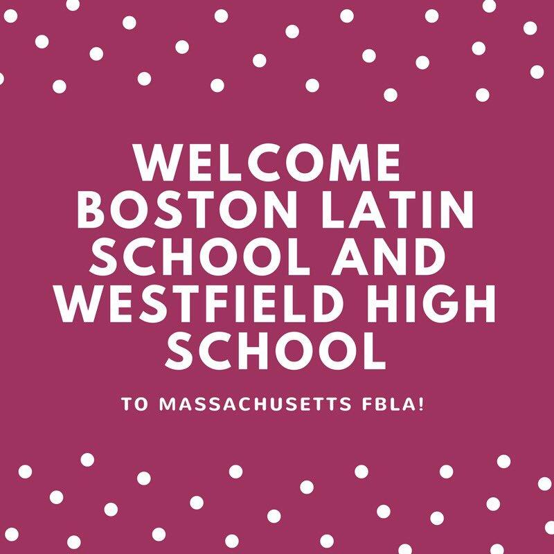 Massachusetts FBLA on Twitter: