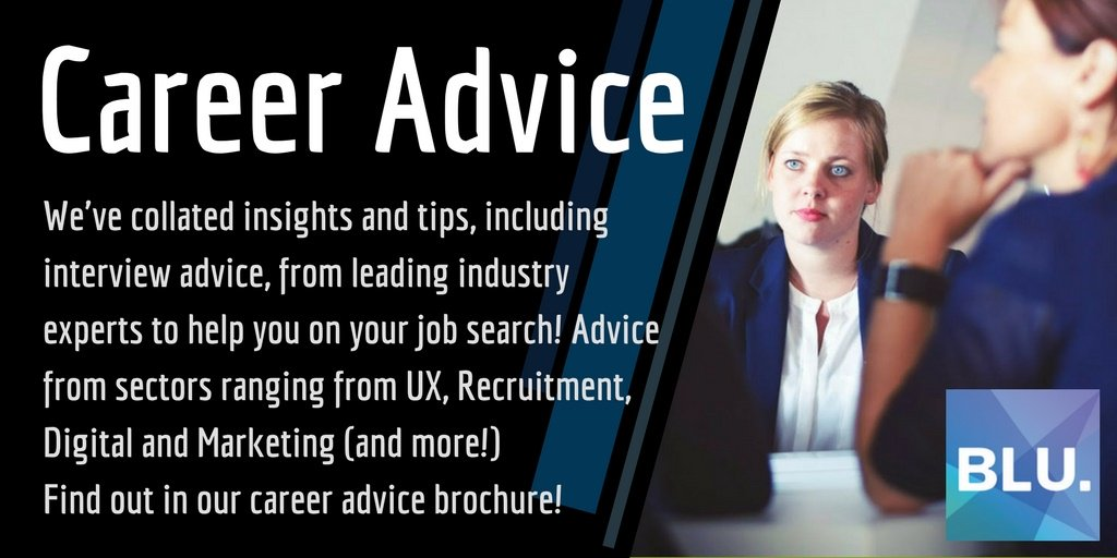 blu digital - Career Advice Career Tips From Professional Experts
