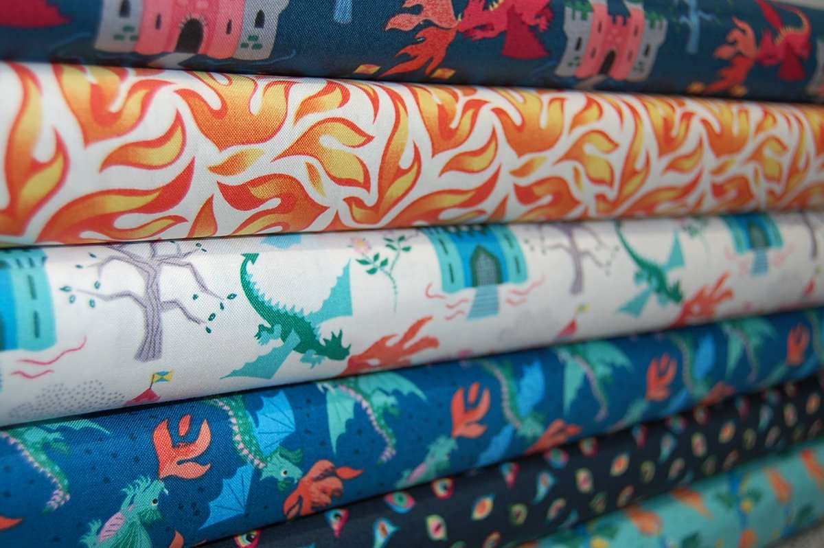 Now stocking the glorious #lewisandirene #dragons range #cotton #fabrics #dragons #fantasy #myth #magic #quilt #quilting<br>http://pic.twitter.com/ByQllA02xW