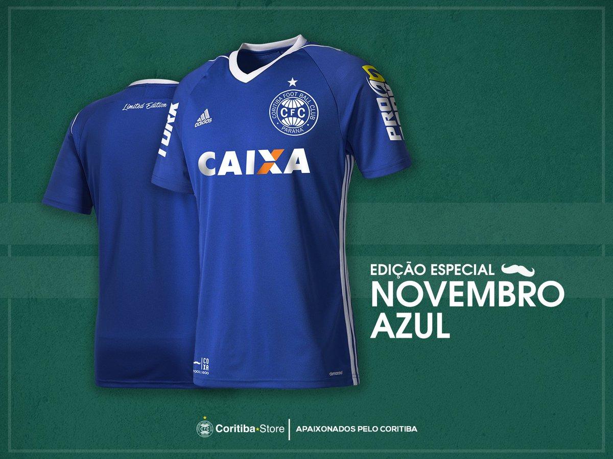 Camisa Novembro Azul! Modelo especial para o Novembro Azul com edição  limitada está à venda e74434c14c40f