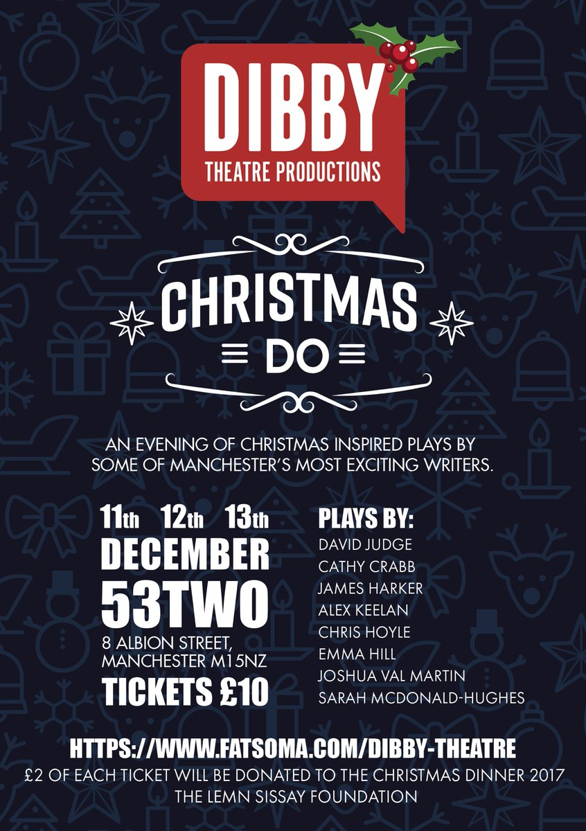 Short Christmas Plays.Dibby Theatre On Twitter What A Wonderful Line Up Of