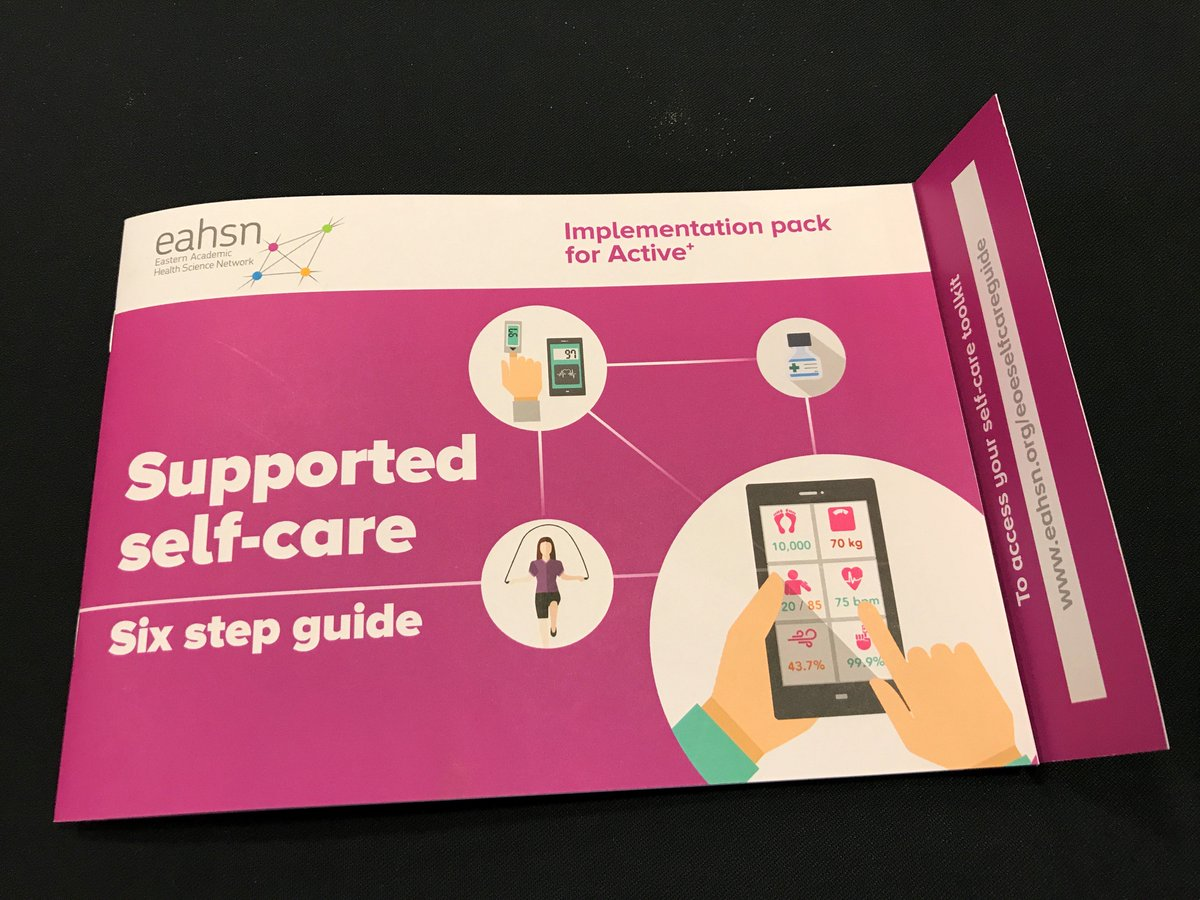 Have a glimpse at our #selfcare #implementation pack launched today #EoEselfcare #Selfcareweek2017 also available as a download  http://www. eahsn.org/eoeselfcaregui de &nbsp; … <br>http://pic.twitter.com/ACrmhv3d3I