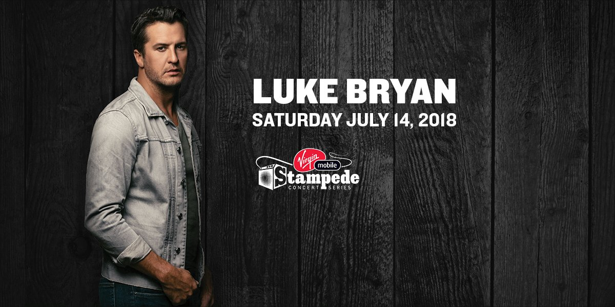 Calgary stampede on twitter were excited to announce that calgary stampede on twitter were excited to announce that lukebryanonline will be performing at stampede2018 tickets go on sale november 24 at 10 m4hsunfo