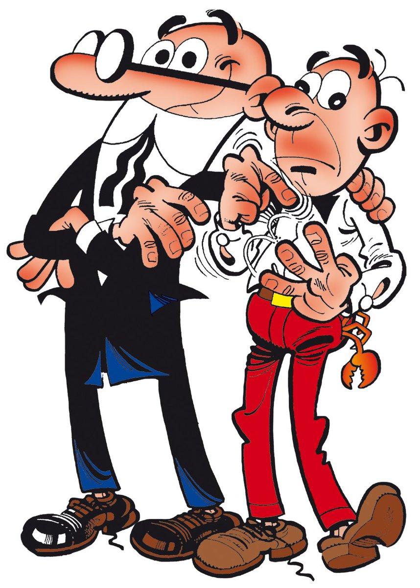 60 años de risas. Mis cómics favoritos de siempre. Vivan Mortadelo y Filemón. https://t.co/Yx5xmYbyoS