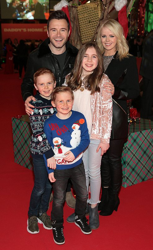 #TheFilans at the Irish premiere of &quot;Daddy&#39;s Home 2&quot;  What a GORGEOUS family  @ShaneFilan @Gillian_Filan #Nicole #Patrick #ShaneJr <br>http://pic.twitter.com/KtzjZ49nrX