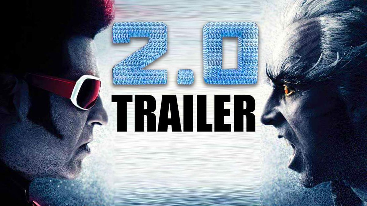 Here it is 2.0 Fan Made Trailer   https:// youtu.be/ynF8NPB42i4  &nbsp;    #2PointO #Rajinikanth #Shankar #LycaProductions<br>http://pic.twitter.com/ls4ALZLl69