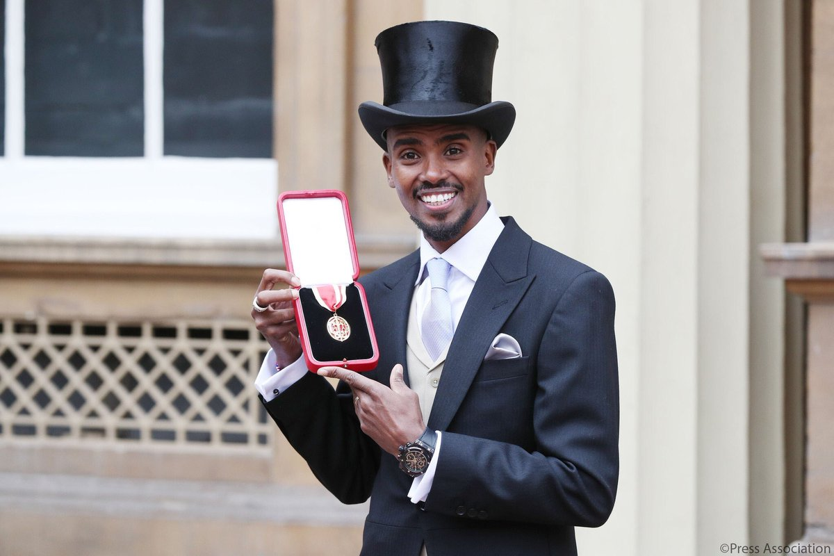 ARISE, SIR #MO #FARAH: OLYMPIC HERO RECEIVES #KNIGHTHOOD. Congratulations indeed, Sir @Mo_Farah.Read all about it in our latest blog post here  http:// theatm.org/2017/11/16/sir -mo-farah-receives-knighthood/ &nbsp; … <br>http://pic.twitter.com/RbBA0Tw43h