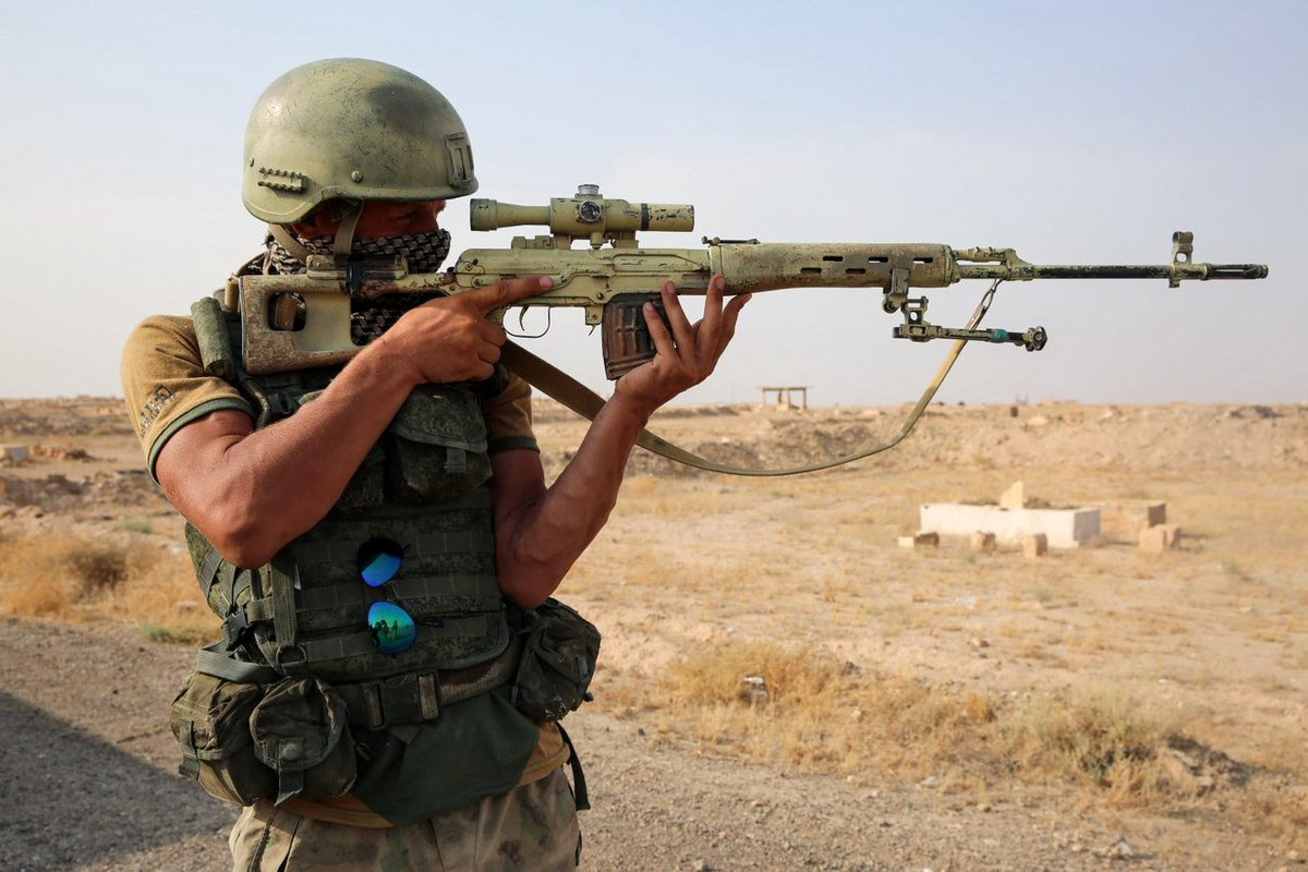 Russian SOF sniper during mission in Syria. For more material check out :  http:// facebook.com/ArmyInside  &nbsp;   #Syria #Spetsnaz #RussianArmy #Russia #SpecialForces<br>http://pic.twitter.com/Inlk0UIMOa