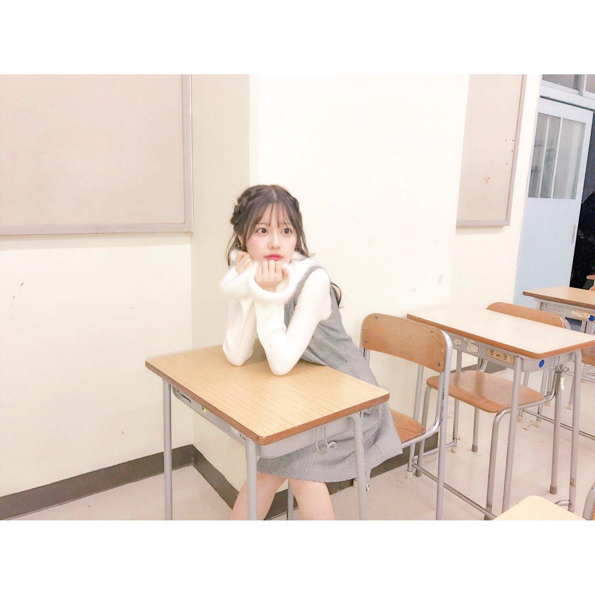 教室の礒部花凜