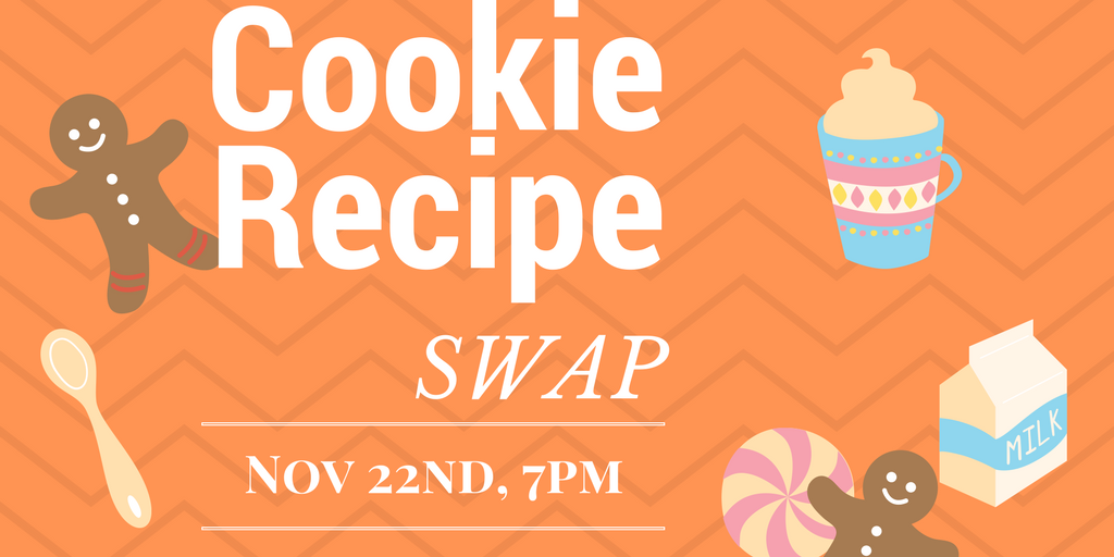 Cookie Recipe Swap @ The Library