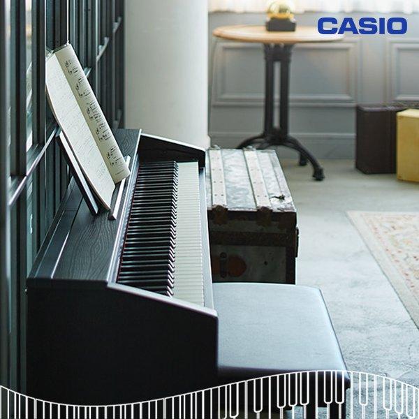 تعلم كل شيء عن PX-870privia Digital Piano ، واعرف كيف ينساب الصوت بشكل طبيعي عبر السماعات فيعطي التأثير السمعي المماثل للوقع الحاصل من الـ https://t.co/U2jMp3bGbo https://t.co/XTqP56oe5g