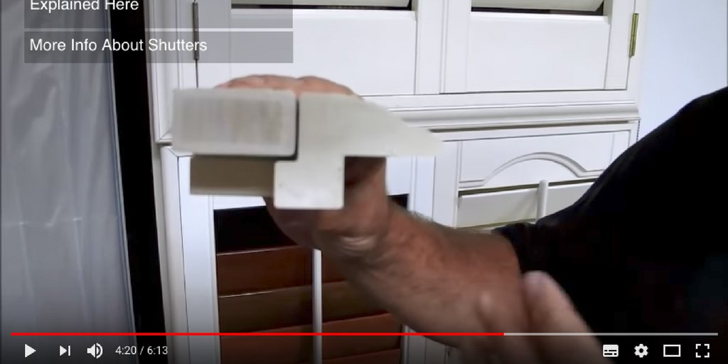 Watch fantastic video to see: #Shutter Types Explained @  https:// buff.ly/2ACZyz6  &nbsp;  . Contact #Sutton&#39;s #BespokeCabinetry experts to discuss your #PlantationShutters options and get FREE design &amp; quote for home or office now  @  https:// buff.ly/2ADTk2j  &nbsp;  <br>http://pic.twitter.com/tlN79gktpV