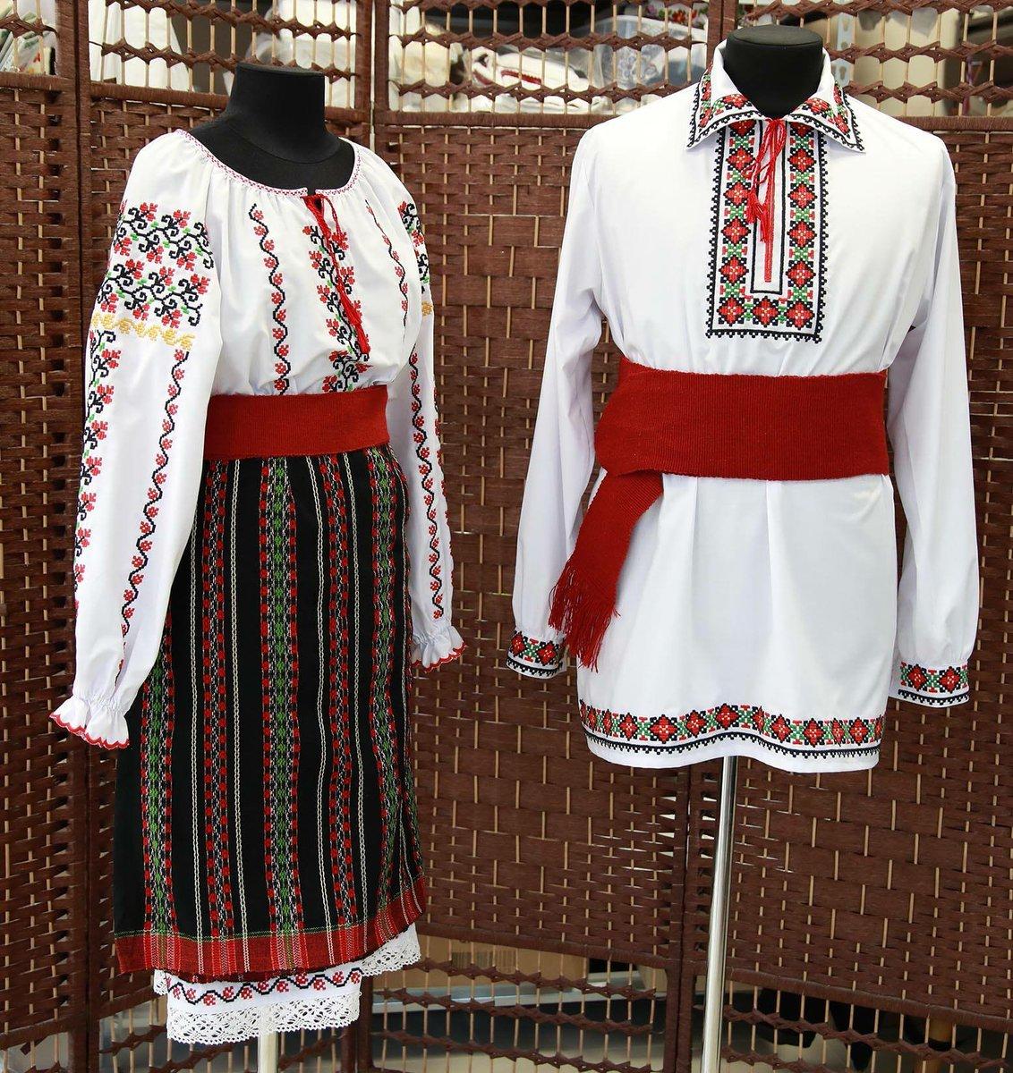 национальные костюмы молдавии в картинках ранее