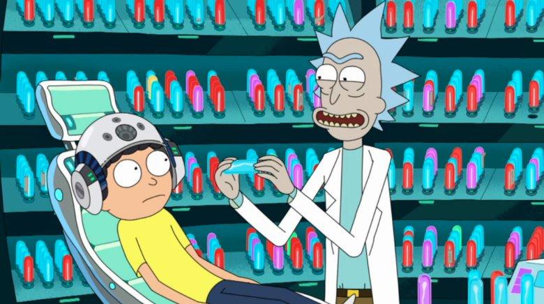 Lo vas a flipar, Morty. #RickMortyTNT (23:50h) > https://t.co/DDAGsYGHgT https://t.co/ijgxcUwZfK
