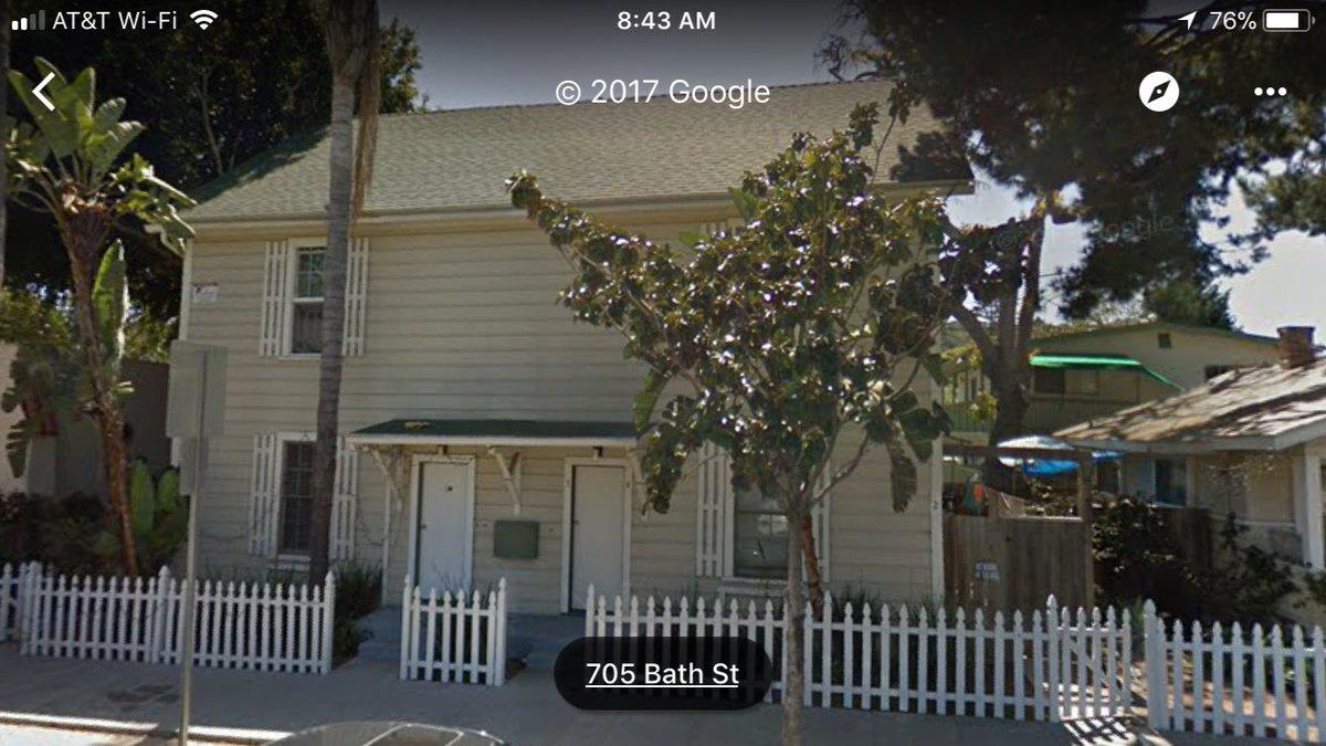 705 Bath St Santabarbara California Https T Co M1akwepzr5 Helterskelter Summeroflove Charlesmanson Beachboys G9vjkoxayr