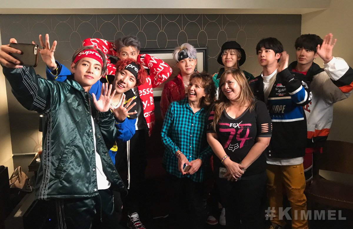 Your mom's life>yours. #BTS #Kimmel #BTSxJimmyKimmel #BTSArmy @BTS_twt