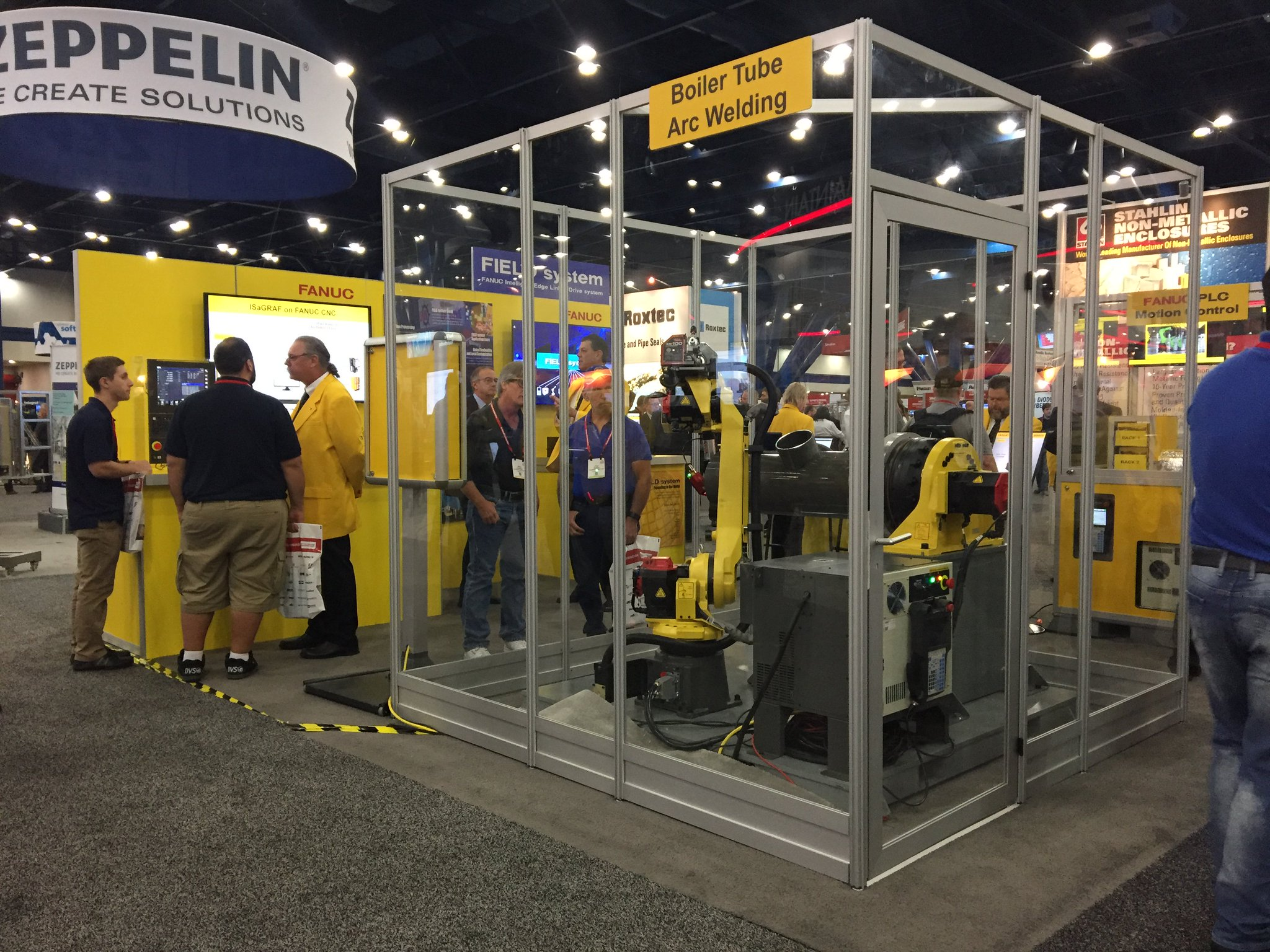 FANUC America on Twitter: