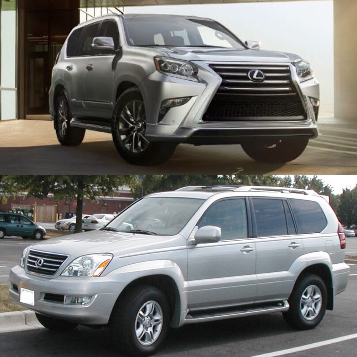 """lexus of route 10 on twitter: """"the lexus gxnow and then"""