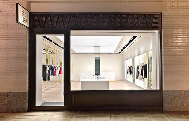 a6fb9041a055 drake s label ovo is opening a london flagship store .